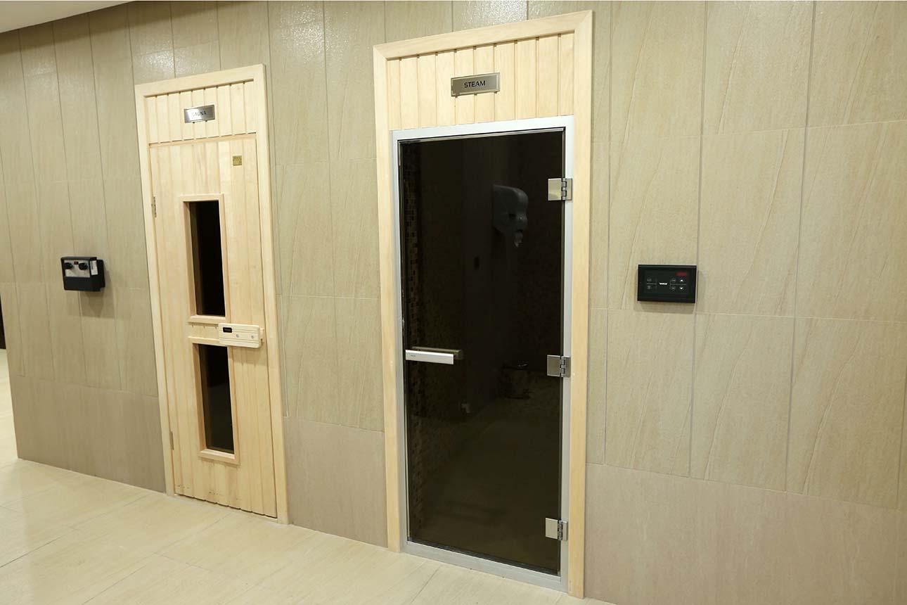 Premier-Sauna