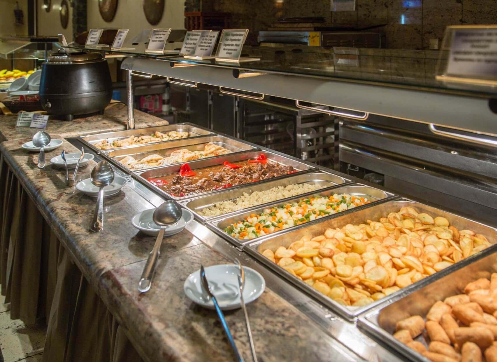 Patagonia bufet cenas