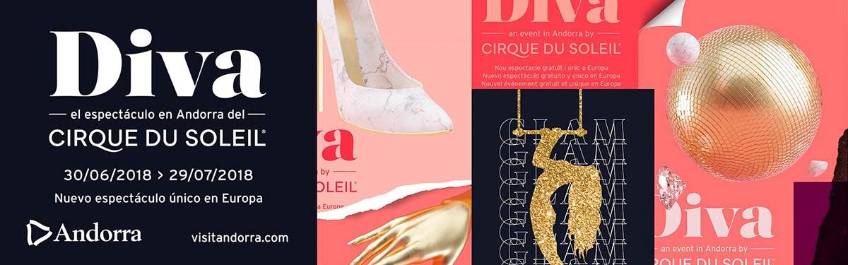 Diva by Cirque du Soleil
