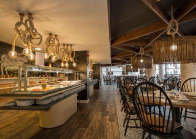 Centric Restaurante buffet 2