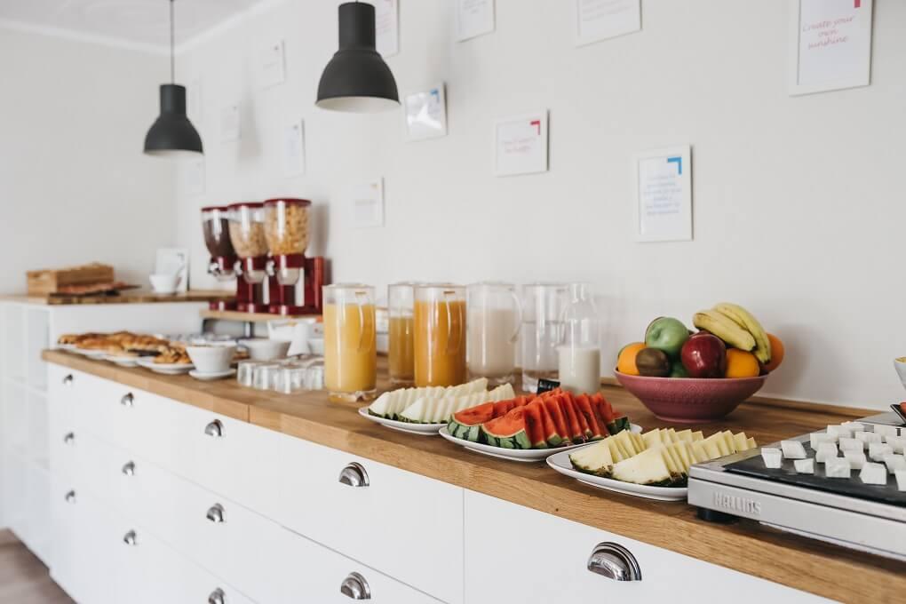 Buffet Desayunos Arenas