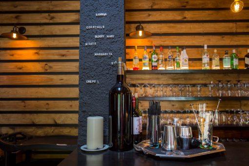 Annapurna restaurante verano bar