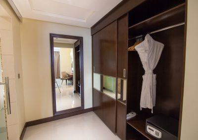 Family Suite Wardrobe 1