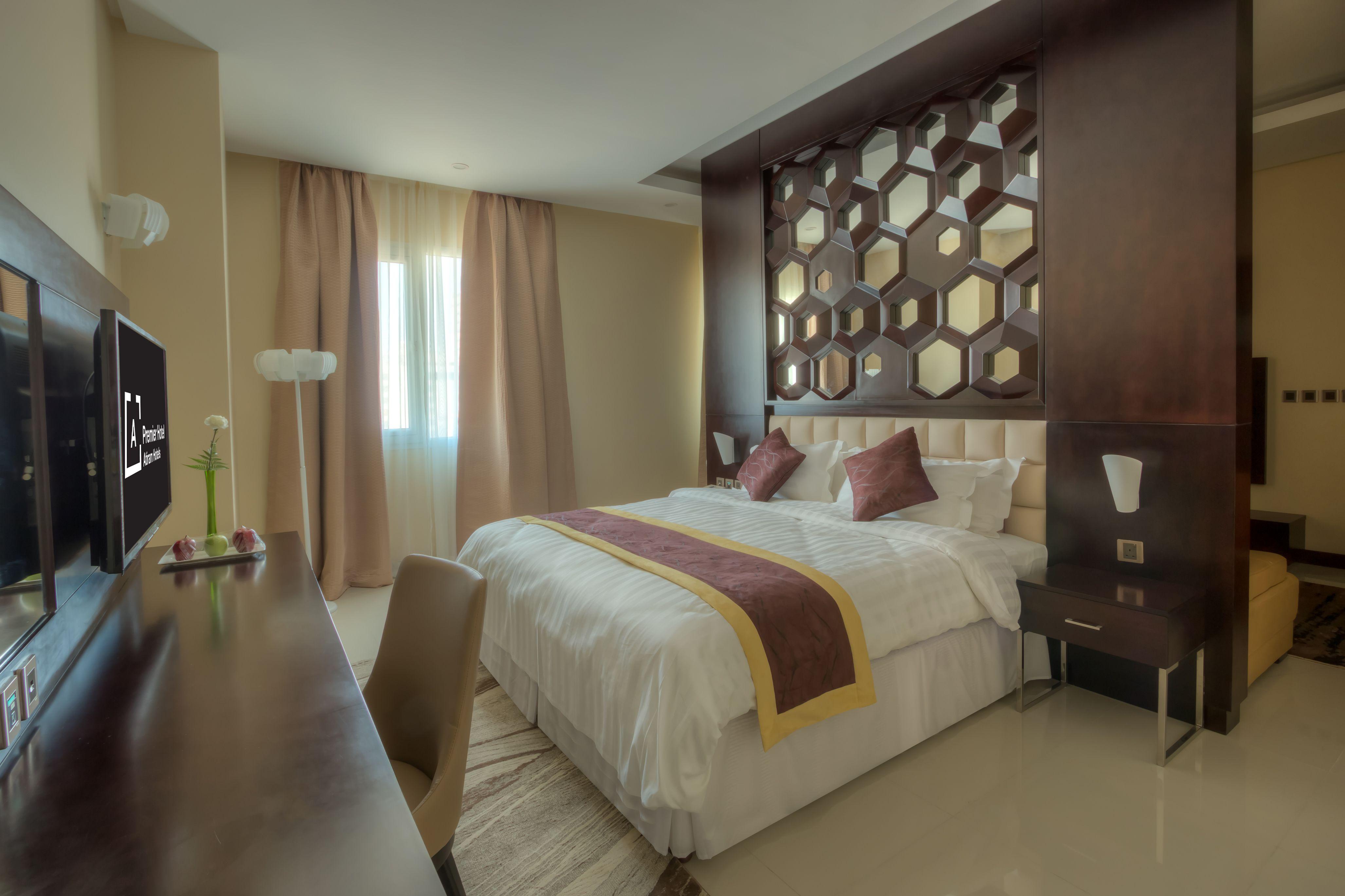Junior Suite Bed Room