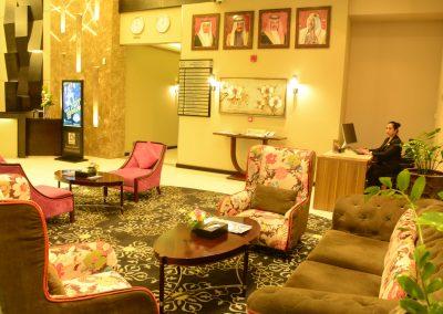 Lobby Business centre