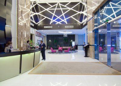 Main Lobby - Reception