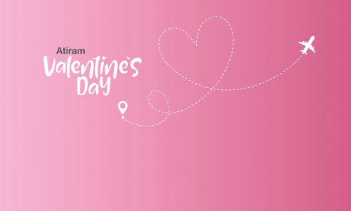 Atiram San Valentin 2020