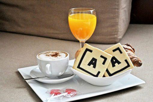 Atiram HOtels - Desayuno