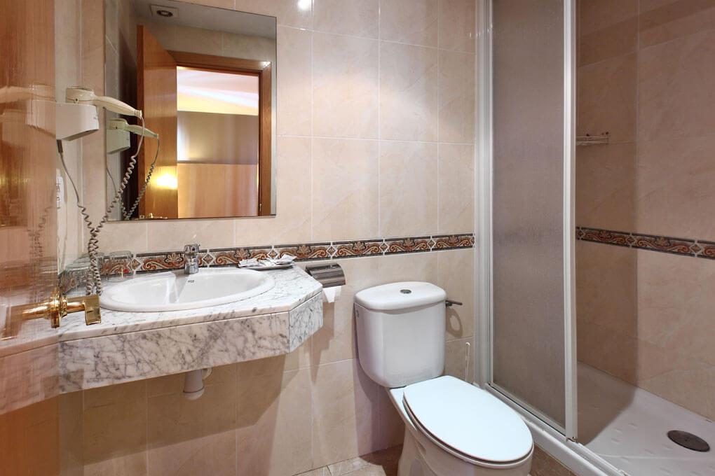 Baño-habitación